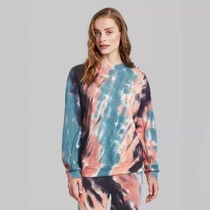 Wild Fable tie dye sweatshirt